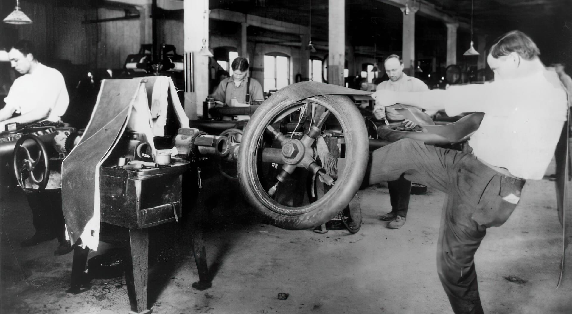 Birinci Dünya Savaşı: Sentetik Kauçuğun Gelişimi
