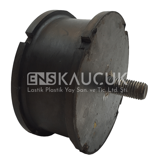Bolted Rubber Buffer Type FM