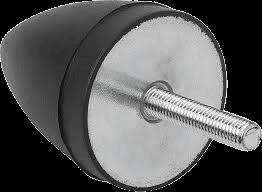 Bolted Rubber Buffer Type GA